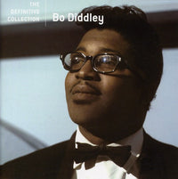BO DIDDLEY - DEFINITIVE COLLECTION - CD New