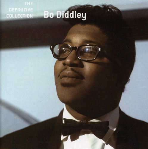 DIDDLEY, BO - DEFINITIVE COLLECTION (CD) - CD New