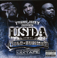 YOUNG JEEZY / USDA - YOUNG JEEZY PRESENTS USDA: COLD SUMMER - CD New