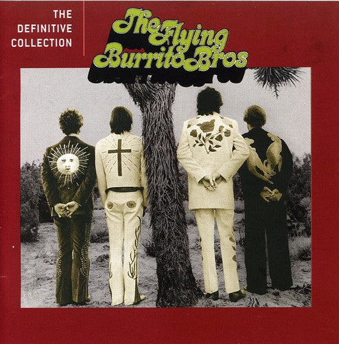 FLYING BURRITO BROTHERS - DEFINITIVE COLLECTION - CD New