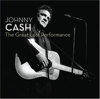 JOHNNY CASH - GREAT LOST PERFORMANCES - CD New