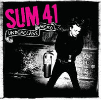 SUM 41 - UNDERCLASS HERO - CD New