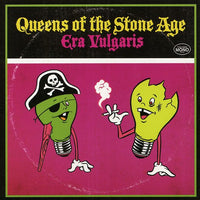 QUEENS OF THE STONE AGE - ERA VULGARIS - CD New