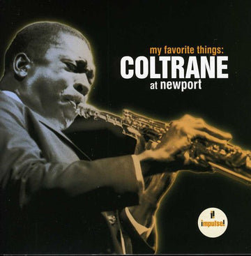 JOHN COLTRANE - MY FAVOURITE THINGS - CD New