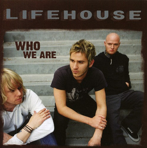 LIFEHOUSE - WHO WE ARE - CD New