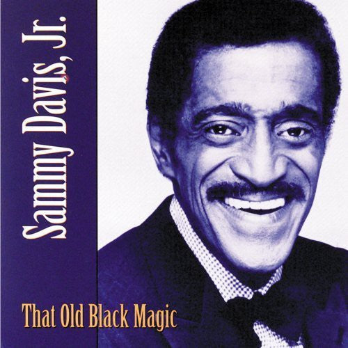SAMMY DAVIS JR - THAT OLD BLACK MAGIC - CD New