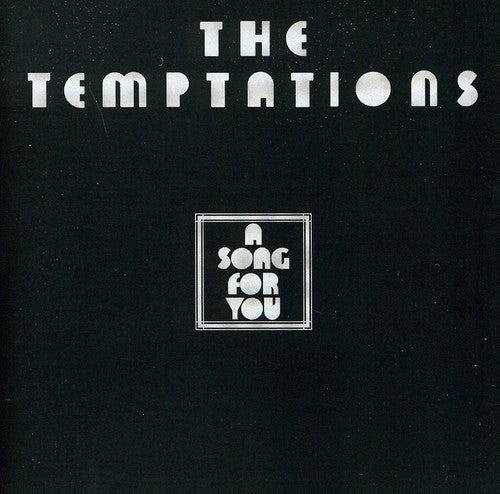 TEMPTATIONS - SONG FOR YOU - CD New