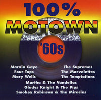 VARIOUS - 100% MOTOWN 60'S / VARIOUS - CD New