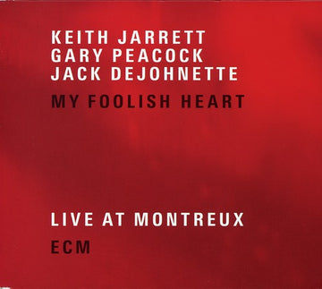 JARRETT, KEITH TRIO - MY FOOLISH HEART (CD)