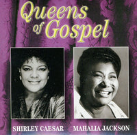 CAESAR,SHIRLEY / JACKSON,MAHALIA - QUEENS OF GOSPEL - CD New