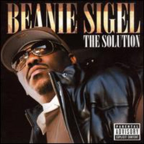BEANIE SIGEL - SOLUTION - Vinyl New