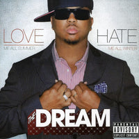 THE-DREAM - LOVEHATE - CD New