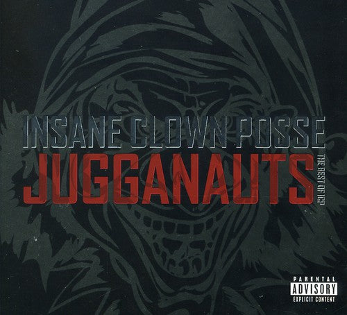 ICP ( INSANE CLOWN POSSE ) - JUGGANAUTS: THE BEST OF ICP - CD New