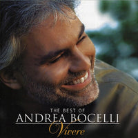 ANDREA BOCELLI - BEST OF ANDREA BOCELLI: VIVERE - CD New
