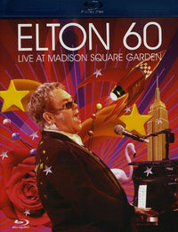 JOHN, ELTON - ELTON 60: LIVE AT MADISON SQUARE GARDEN (Blu Ray) - Video BluRay