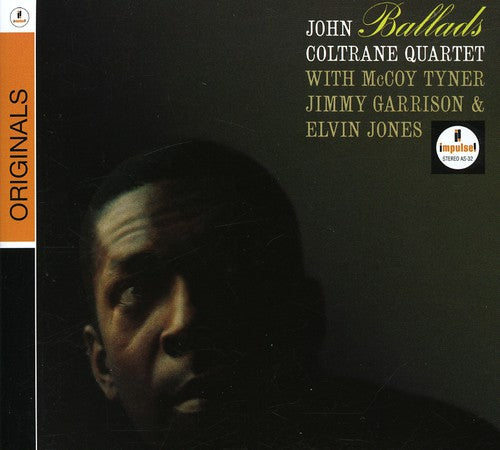 JOHN COLTRANE - BALLADS - CD New