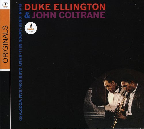 COLTRANE,JOHN / ELLINGTON,DUKE - DUKE ELLINGTON & JOHN COLTRANE - CD New