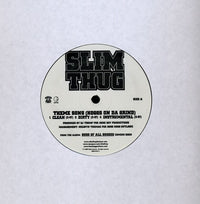 SLIM THUG - THEME SONG (X3) - Vinyl New