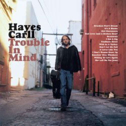 HAYES CARLL - TROUBLE IN MIND - Vinyl New