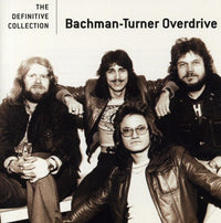 BTO ( BACHMAN-TURNER OVERDRIVE ) - DEFINITIVE COLLECTION - CD New