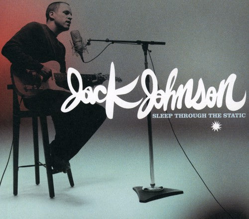 JACK JOHNSON - SLEEP THROUGH THE STATIC - CD New