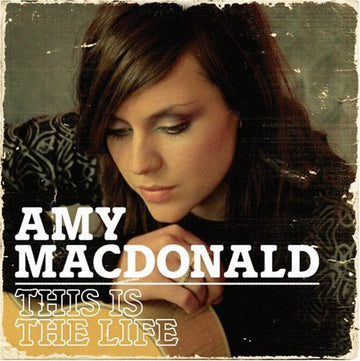 AMY MACDONALD - THIS IS THE LIFE - CD New