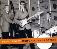 BUDDY HOLLY - MEMORIAL COLLECTION - CD New