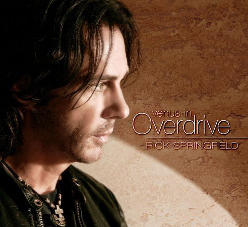 RICK SPRINGFIELD - VENUS IN OVERDRIVE - CD New
