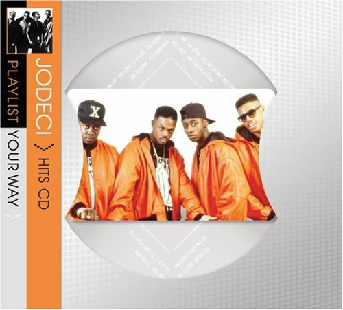 JODECI - PLAYLIST YOUR WAY - CD New