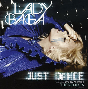 LADY GAGA - JUST DANCE (X4)