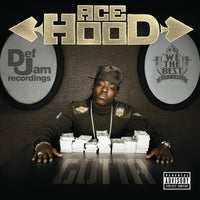 ACE HOOD - DJ KHALED PRESENTS ACE HOOD GUTTA - CD New