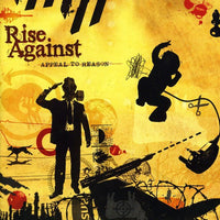RISE AGAINST - APPEAL TO REASON - CD New
