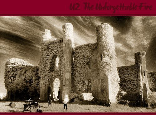 U2 - UNFORGETTABLE FIRE - CD New