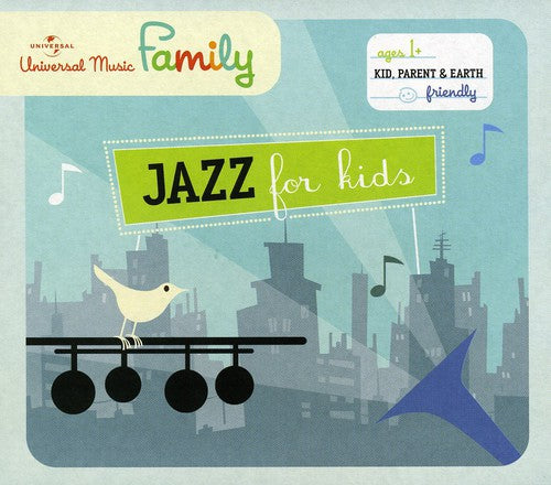 JAZZ FOR KIDS / VARIOUS - JAZZ FOR KIDS / VARIOUS - CD New