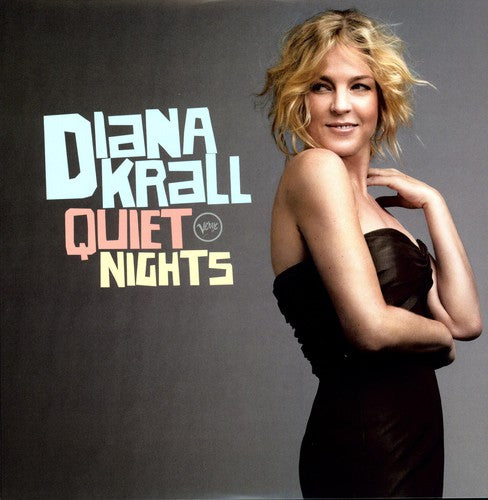 DIANA KRALL - QUIET NIGHTS - Vinyl New