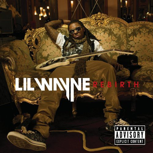 LIL WAYNE - REBIRTH - CD New