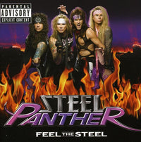 STEEL PANTHER - FEEL THE STEEL - CD New