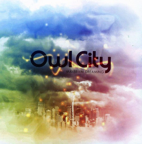 OWL CITY - MAYBE I'M DREAMING - CD New