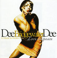 DEE DEE BRIDGEWATER - LOVE & PEACE: A TRIBUTE TO HORACE SILVER - CD New