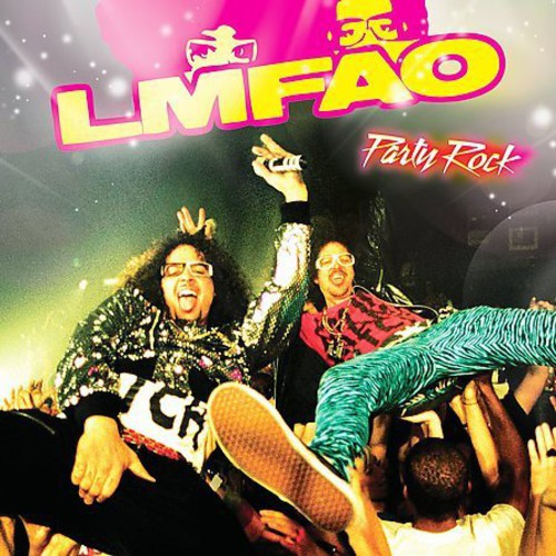 LMFAO - PARTY ROCK - CD New