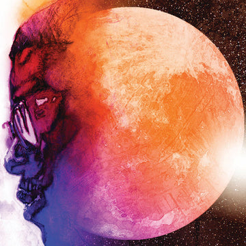 KID CUDI - MAN ON THE MOON (Vinyl LP)
