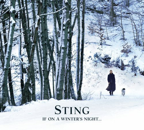 STING - IF ON A WINTER'S NIGHT - CD New