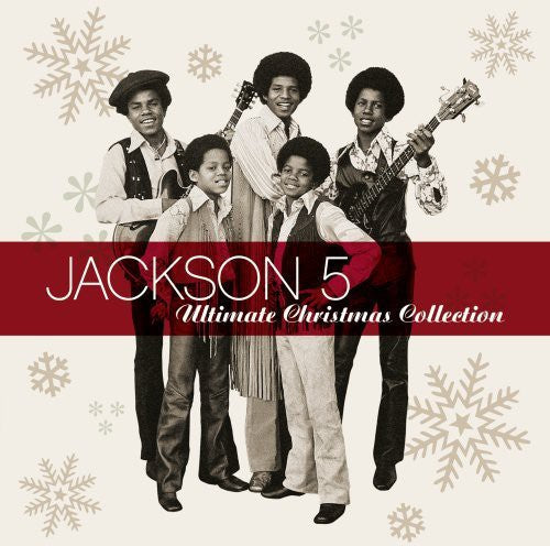 JACKSON 5 - ULTIMATE CHRISTMAS COLLECTION - CD New