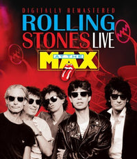 ROLLING STONES - LIVE AT THE MAX - Video BluRay
