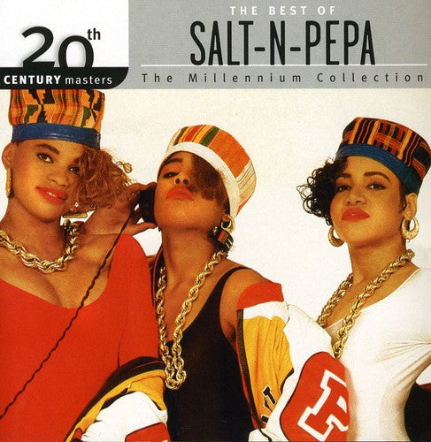 SALT-N-PEPA - 20TH CENTURY MASTERS: MILLENNIUM COLLECT - CD New