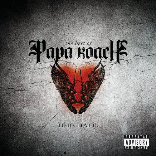 PAPA ROACH - TO BE LOVED: THE BEST OF PAPA ROACH - CD New