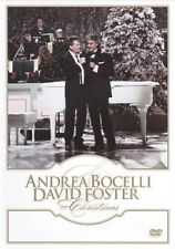 BOCELLI,ANDREA / FOSTER,DAVID - MY CHRISTMAS - Video DVD