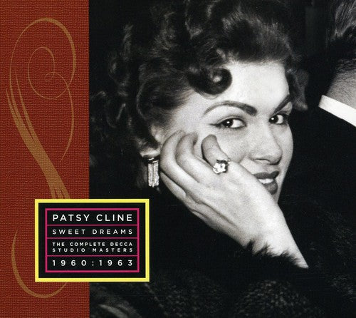 CLINE, PATSY - SWEET DREAMS: HER COMPLETE DECCA MASTERS (CD)