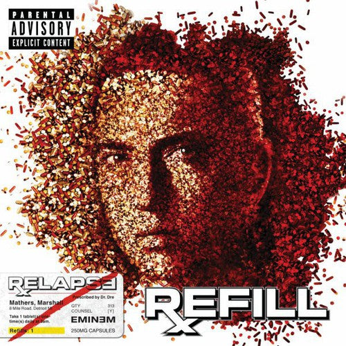 EMINEM - RELAPSE: REFILL - CD New