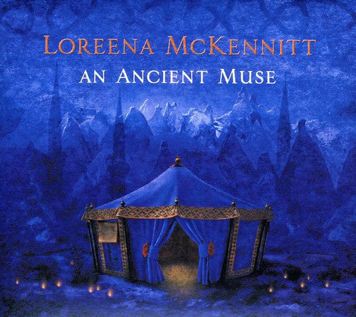 LOREENA MCKENNITT - ANCIENT MUSE - CD New
